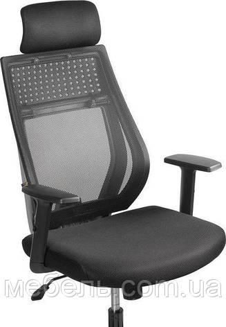 Детское компьютерное кресло Barsky Team Black/Grey TBG-01, фото 2