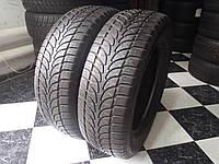Шины бу 235/65/R17 Bridgestone Blizzak LM-80 Evo Зима 6,86мм 2013г