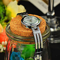Часы женские наручные Lily silver