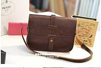 Женская сумка в стиле Ретро. Небольшая сумочка. Сумка для девушки. Сумки через плечо.Качество. Код:КСЕ117