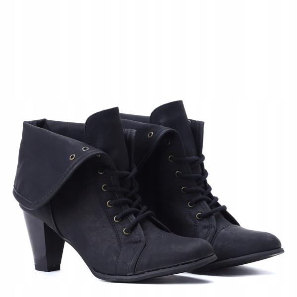 Женские ботинки Jong