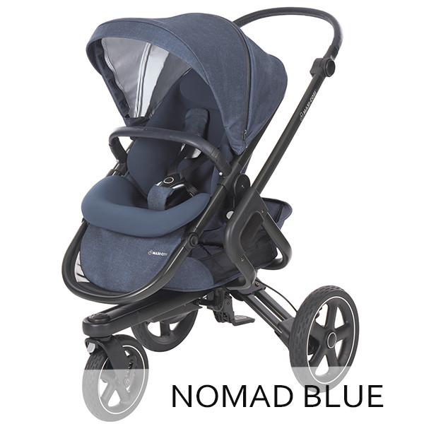Прогулочная коляска Maxi-Cosi Nova 3 Nomad Blue