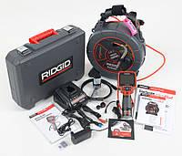 Система видеодиагностики для труб ø20-50 мм nanoReel N85S + CA-300 PAL - 25 м., RIDGID 40823, фото 1