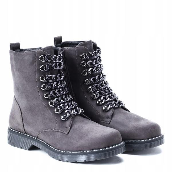 Женские ботинки Hubler