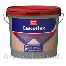 CASCOFLEX 15 л - Екологічний тиксотропний нестекающий дисперсійний клей