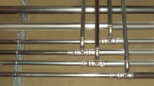 Труба из стали