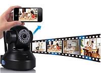 IP Сетевая Камера Wi-Fi P2P с TF Card, фото 1