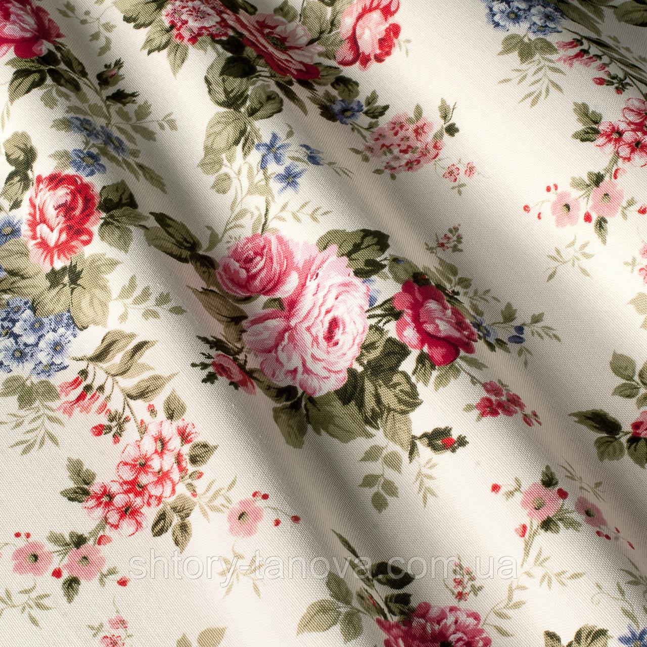 Купить ткань для штор с цветами французское кружево индонезия одежда интернет магазин в москве