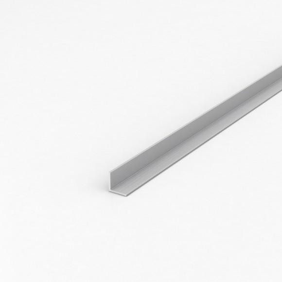 Кутник алюмінієвий 15х15х1,5 анодований