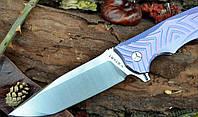 Нож Y-START LK5012 Purple, фото 1