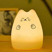 Ночник «Котик с лапками» 3DTOYSLAMP