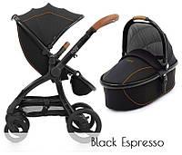 Детская универсальная коляска 2 в 1 BabyStyleEGG Stroller Espresso