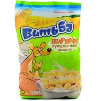 Шарики кукурузные сладкие Витьба 150гр (Беларусь)