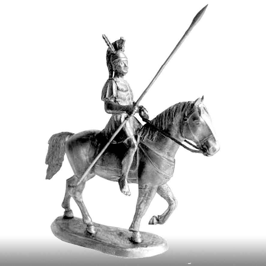Конный воин-самнит