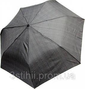 Зонт складной Derby 744167P-1 автомат Черно-серый