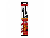 USB-кабель Remax RC-015i Lightning for Iphone с запахом (1m) black