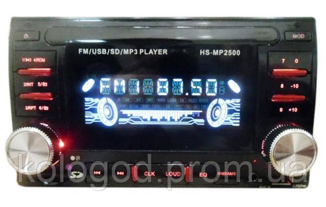Автомагнитола MP3 HS MP 2500 am