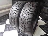 Шины бу 225/55/R17 Bridgestone Blizzak LM-32 Ran on Flat Зима 6,18мм 2012г