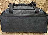 (28*51Качество)Спортивная дорожная nike ткань катион матовый pvc оптом/Спортивная сумка только оптом, фото 4