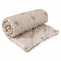 Одеяло шерстяное из овечьей шерсти Pure Wool евро стандарт 200*210