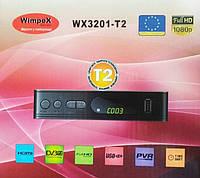 Цифровой тюнер Т2, приемник Wimpex WX-3201, фото 1