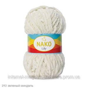 Пряжа Nako Lily Грибной