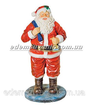 Набивная садовая фигура Дед Мороз Филипинский, фото 2