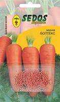 Морковь Болтекс (400 дражированных семян) -SEDOS