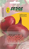 Лук Веселка (200 дражированных семян) -SEDOS