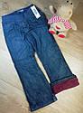 Утепленные джинсы на флисе бордо  (Размер 5Т) Old Navy (США), фото 2