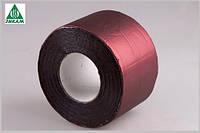 Битумная кровельная лента Plastter ST 20 х 1000см темно красная, фото 1