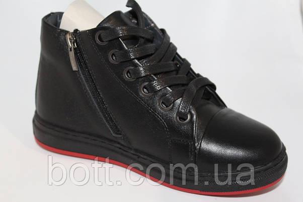Кеды высокие Converse женские черные, фото 2