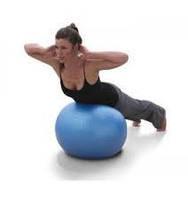 Фитнес мяч 75см M 0277 U/R