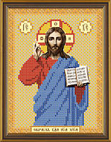 """Схема для вышивки """"Христос Спаситель"""""""