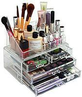 Органайзер для косметики акриловыый Cosmetic Box