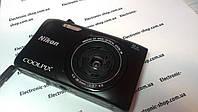 Цифровой фотоаппарат Nikon s3600 original на запчасти Б.У