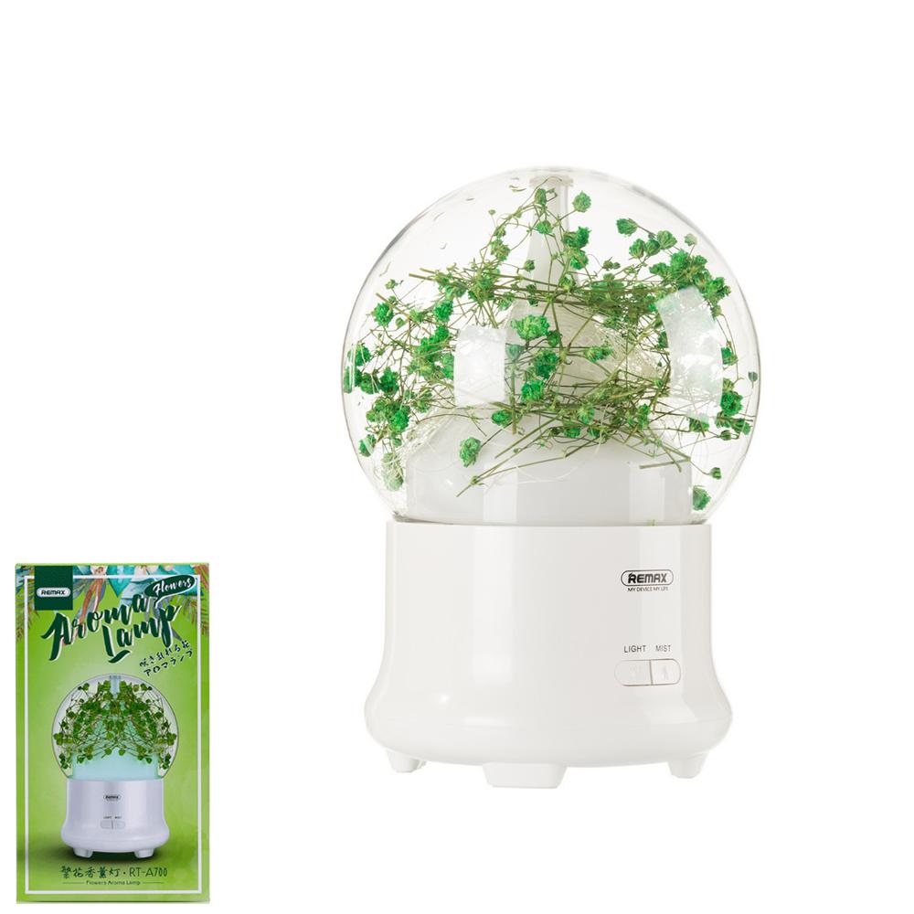 Зволожувач (ароматизатор) повітря Remax Aroma Lamp RT-A700 Green