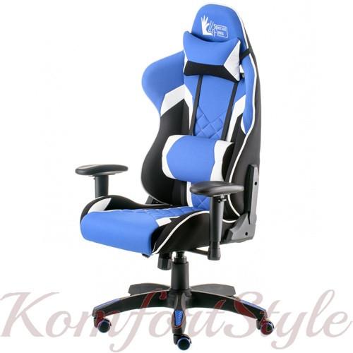 Кресло ExtremeRace 3 black/blue