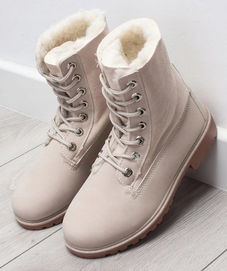 Женские ботинки Major