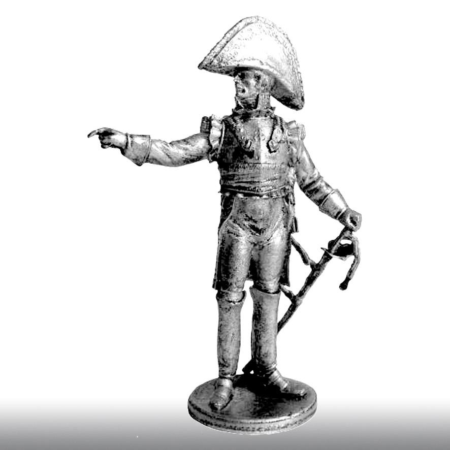 Дивизионный генерал Жан-Жозеф Анж д'Опуль