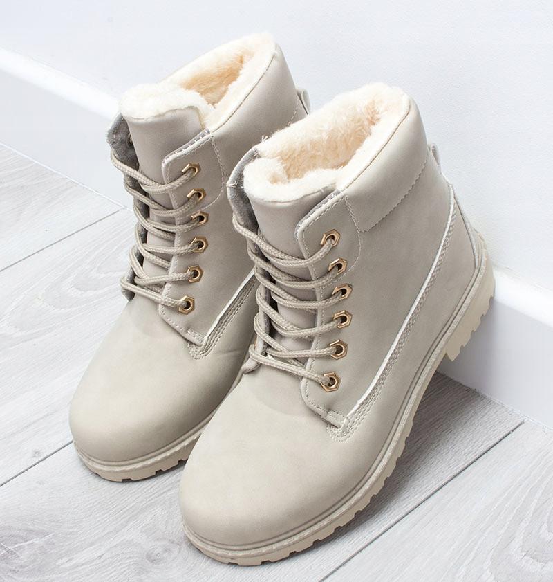 Женские ботинки Mans