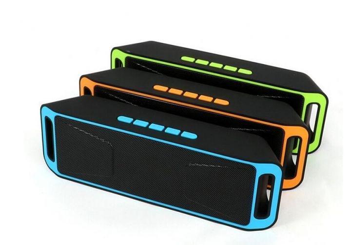 Колонка Bluetooth портативная A2DP/SC208