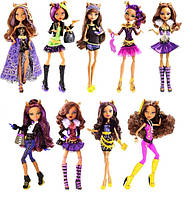 Куклы Monster High по сериям