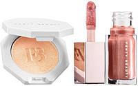 Набор для макияжа Fenty Beauty By Rihanna Bomb Baby Mini Lip And Face Set