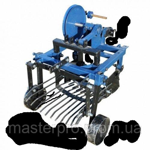Картофелекопатель механизированный КМУ-3