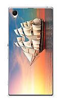 Чехол для Sony Xperia Z2 D6503 (Корабль)