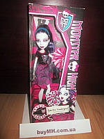 Кукла Monster High Ghoul Spirit Spectra Vondergeist Dol Спектра Вондергейст Командный дух