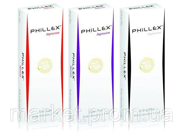 Филлеры Phillex (UK)