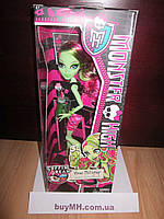 Кукла  Monster High Coffin Bean Venus McFlytrap Doll Венера МакФлайтрап Коффин бин