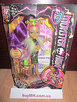 Кукла Monster High Freaky Fusion Clawvenus Doll Кловенус Чумовое слияние